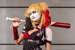 Harley Quinn (dgwphotography) Tags: cosplay nycc nycc2016 newyorkcomiccon nikoncls nikond600