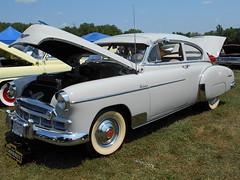 1949 Chevy Fleetline Deluxe (splattergraphics) Tags: deluxe chevy carshow 1949 fleetline frederickmd rosehillmanor francisscottkeyantiquecarclub