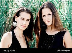 MARÍA Y SONIA - POR IRIS LAGUNA