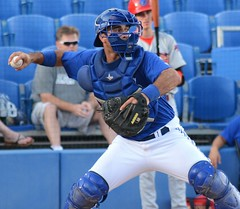 saez_throw2 (Buck Davidson) Tags: blue toronto state baseball florida jorge dunedin jays minor league 2015 saez nikond7100