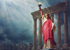 Liberty (jane-long) Tags: statues photoretouching janelongphotography