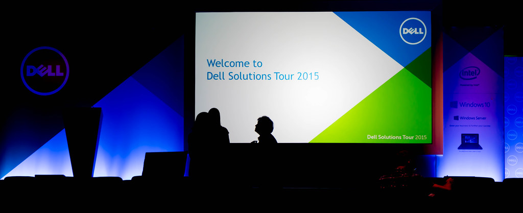DELL SOLUTIONS TOUR 2015 [CONVENTION CENTRE DUBLIN] REF-107628