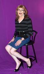 Sep 2015 (167) (Rachel Carmina) Tags: sexy tv rachel legs cd tgirl transvestite heels transgendered crossdresser tgurl