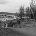 PEM-CHA-00180 Tromsøbrua og Christians Hansens hytte