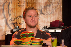 I can do it! (JSFotografie) Tags: hot dutch chili eindhoven hamburger fest scoville klokgebouw dutchchilifest