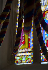 Bell Ropes (dennylyons) Tags: canon stainedglass canon5d 24105mml dennylyons
