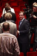 _MG_5696 Alexander Pechtold (MHauben) Tags: utrecht d66 congres 2011 beatrixtheater partijcongres