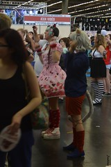 Jaaapan Expo! (Jadiina) Tags: cosplay lolita justdance hunterxhunter sweetlolita japanexpo neferpito jadiina japanexpo2015 japanexpo16