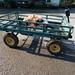 Pull type 4 wheel wagons