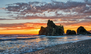 Ruby Beach Red