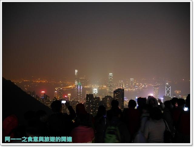 香港旅遊太平山夜景山頂纜車聖約翰座堂凌霄閣摩天台山頂廣場image076