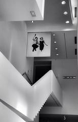 Jump... Exposition Philippe Halsman  Paris (Olivier_Vasseur) Tags: paris marilyn architecture jump exposition monroe jeudepaume halsman mus jumpologie