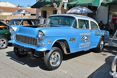 Cool Cruise 2015 (USautos98) Tags: 1955 chevrolet 210 gasser hotrod streetrod custom chevy