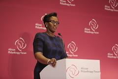 HE Jeannette Kagame, First Lady, Republic of Rwanda