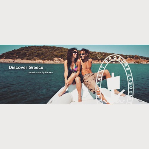 Discover Greece with #ribcruises #yacts! #boat #ribcruisesteam