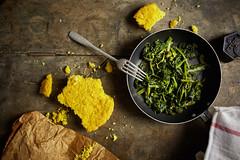 cime di rapa (riccardo bruni) Tags: cooking kitchen farm rustic poor polenta rapa povero