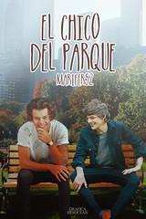 EL CHICO DEL PARQUE (mycuddlyhes) Tags: cover portada wattpad