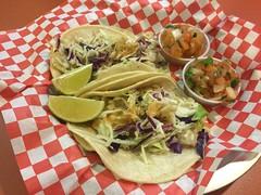Fish Tacos (xelipe) Tags: losangeles tacos fishtacos woodlandhills