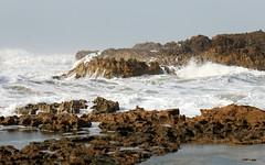 moroccan coast big waves (3) (kexi) Tags: ocean africa white water canon coast march big rocks waves cliffs atlantic morocco shore foam maroc huge atlanticocean 2015 maroko instantfave oualidia