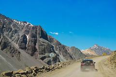 Cajn del Maipo - Valles las Arenas (2) (lxrdrg) Tags: climbing montaa escalada cajondelmaipo escaladadeportiva vallelasarenas pareddejabba pareddejabbah