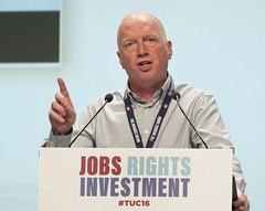 Trades Union Congress 2016 (Fire Brigades Union) Tags: 2016 tradesunioncongress tuc trades union congress tradesunions tradeunions trade unions brighton england gbr