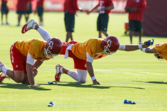2016_Training_Camp_Day_2-2 (Mather-Photo) Tags: 2016 afc andrewmather andrewmatherphotography chiefs chiefscamp chiefskingdom chiefstrainingcamp football kcchiefs kansascitychiefs mowest mwsu matherphoto missouriwesternstateuniversity mosaiclifecare nfl sportsphotography stjoseph stretching summer trainingcamp warmups