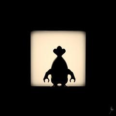 Shadow (253/100) - Matilda (Ballou34) Tags: 2016 650d afol ballou34 canon eos eos650d flickr lego legographer legography minifigures photography rebelt4i stuckinplastic t4i toy toyphotography toys rebel stuck plastic photgraphy blackwhite light shadow enevucube minifigure 100shadows angry birds movie matilda