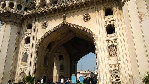 Charminar entrance