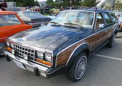1985 AMC Eagle (D70) Tags: 2016 langley good times cruisein youtubes0ttk9l7d9c 1985 amc eagle