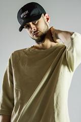 IMG_1043 (sabrinafvholder) Tags: man male hat hipster studio portrait young givenchy sabrinavazholder
