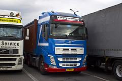 "Volvo FH IV "" A .de Jong Int.transport "" (NL) (magicv8m) Tags: tir trans transport lkw"