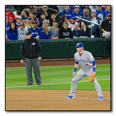 Josh Donaldson Plays Third (seagr112) Tags: seattle seattlemariners washington baseball baseballgame mlb team sport joshdonaldson torontobluejays thirdbase safecofield