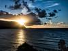 Sunset Over Point Makahoa Hanalei Bay, Kauai (ericbrownphoto) Tags: hanaleibay stregis