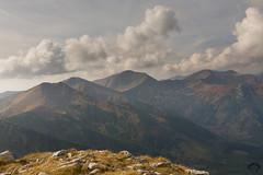 Z Ciemniaka (czargor) Tags: tatry nature mountians mountainside tatra mountains czerwone wierchy