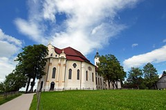 Wies (Rosmarie Wirz) Tags: wies chruch bavaria germany rococostyle steingaden famous