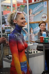 Cannafest 2016 (Hansmannn) Tags: cannafest 2016 hemp prague migueltatoo airbrush bodypainting iwata