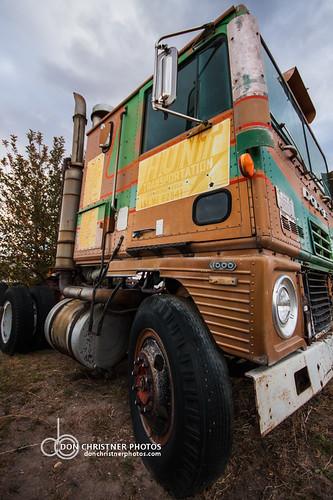 Dodge Tractor  Hunt Transportation