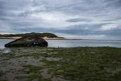 almost gone (pamelaadam) Tags: nrwburgh forviesands aberdeenshire scotland june summer 2016 sea visions meetup boat digital fotolog thebiggestgroup