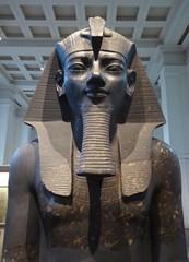 Amenhotep III (Aidan McRae Thomson) Tags: egyptian ancient britishmuseum london sculpture statue pharoah