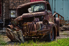 The Truck (Mike Woodfin) Tags: mikewoodfin mikewoodfinphotography photo picture photography photograph photos photoshop pretty nikon fuji florida fl canon crusty contrast color country cool creepy rusty rust rural rustic metal chevrolet decrepid decay