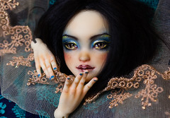 LDoll Preview : One thousand and one nights (marlequeen) Tags: youpla doll dolls youpladoll youpladolls marlequeen bjd ziya alpaca wig