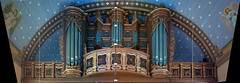 Arp Schnitger Organ (Faade Only) in the Evangelical Lutheran Church in Estebrgge, Germany (Philinflash) Tags: 2016 church churchinteriors europe germany organ orgel otherkeywords places estebrgge dasalteland