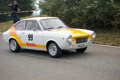 Fiat Abarth 1000 OTS Coup (1966) (PWeigand) Tags: 2015 bayern berchtesgaden edelweissclassic fiatabarth1000otscoup1966 oldtimer rosfeldrennen deutschland