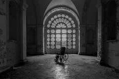 hopeless (FoKus!) Tags: urbex urban exploration sanatorium decay derelict empty unused eu ue europe italie italy manicomio abbandonata