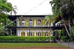 Ernest Hemingway Home and Museum, Key West, Florida (umoilanen) Tags: florida floridakeys keywest hemingway ernesthemingway museum house building architecture travel
