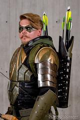 Green Arrow (dgwphotography) Tags: cosplay nycc nycc2016 newyorkcomiccon 70200mmf28gvrii nikond600 nikoncls greenarrow dccomics dc