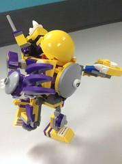 OGRE:  Outer Ground Reactive Exosuit (taleweaver) Tags: mocrlramos buildingbuilders aml teamtopak afol lego moc hardsuit
