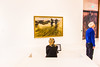 Watching and listening (Gerald Schuring) Tags: drentsmuseum peredvizhniki museum art kunst drenthe assen geraldschuring schuring gerald highkey
