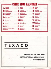Stoke City vs Motherwell - 1970 - Page 7 (The Sky Strikers) Tags: stoke city motherwell texaco cup victoria ground official programme 1