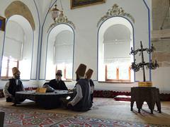Konya - Mevlana Turbesi, museum, dining room reconstruction (7) (damiandude) Tags: rumi dervish sufi